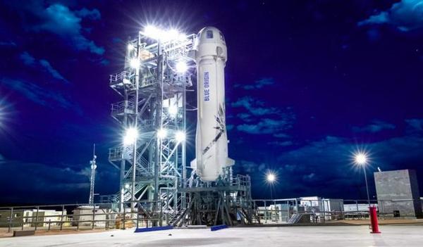 Blue Origin начнет продавать билеты в космос