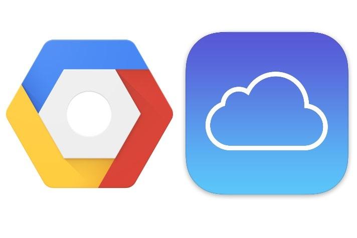 Apple подумывает о переносе iCloud на облачную платформу Google