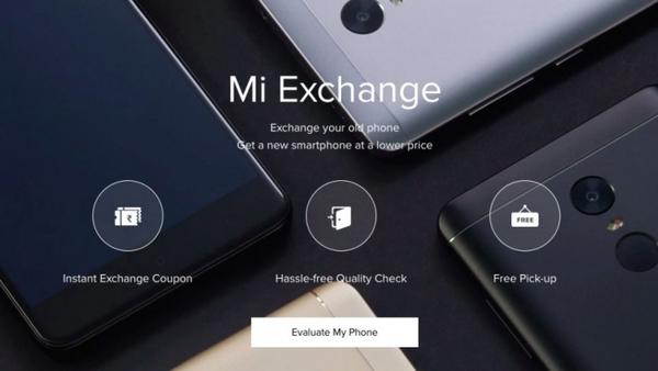 Xiaomi запустила онлайн-программу по замене старых смартфонов на её новые устройства