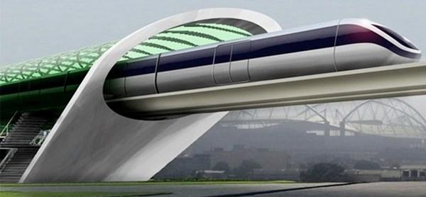 Илон Маск построит свою систему высокоскоростного транспорта Hyperloop