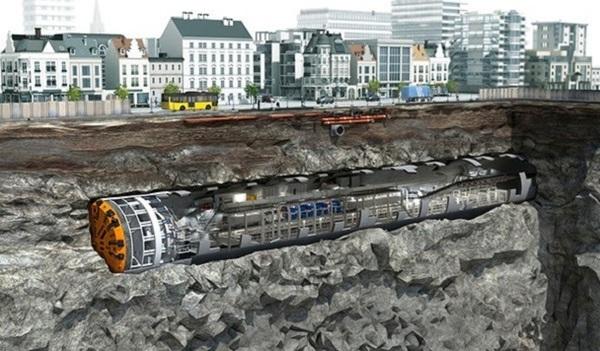 Илон Маск будет продавать руду, собранную при строительстве тоннелей Boring Company