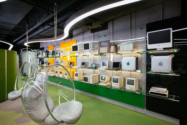В Киеве открыли музей винтажных компьютеров Apple