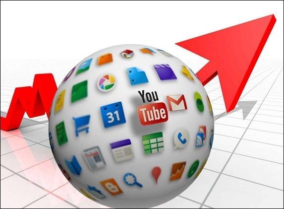 Объем мирового рынка интернет-рекламы составил $23,1 млрд