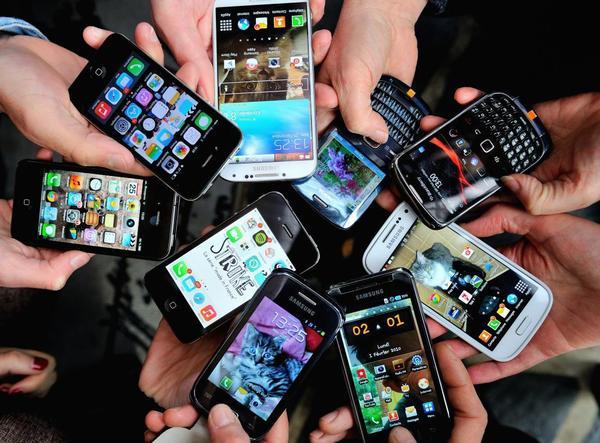 OLX  назвал самые популярные бренды телефонов в 2016 году