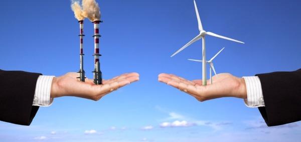 Доля «зеленой» энергии в ее общем производстве в мире достигла 25%