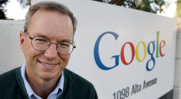 Эрик Шмидт допускает разделение интернета на американский и китайский сегменты