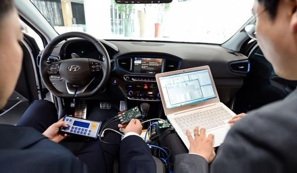 Hyundai нашел партнера для разработки систем «подключенных» автомобилей