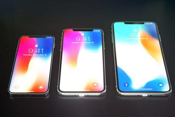 В 2018 году появятся еще две безрамочные модели iPhone