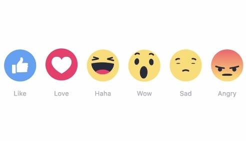 Цукерберг объяснил, почему в Facebook появились новые «лайки»