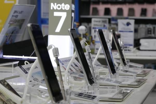 Samsung установил причину взрывов  Galaxy Note 7
