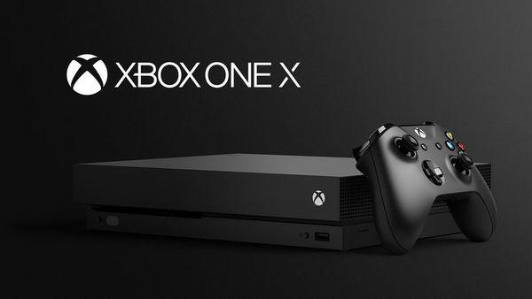 Microsoft представила консоль Xbox One X, известную как Project Scorpio