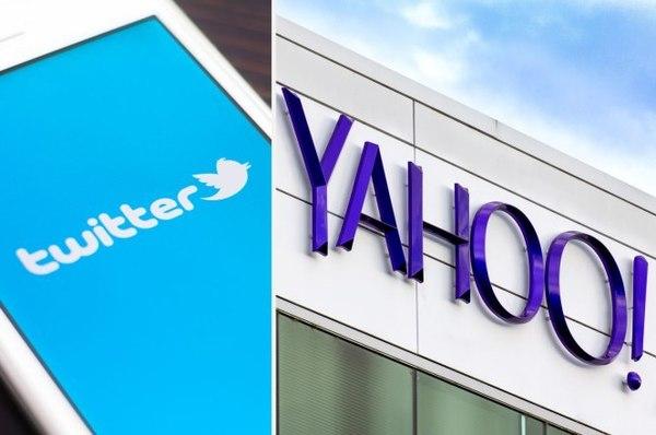 Twitter и Yahoo могут объединиться?