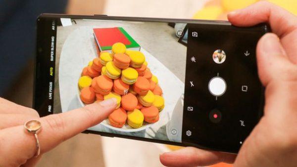 Samsung собирается выпустить смартфон с четырьмя основными камерами уже в этом году