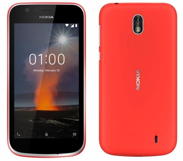 Nokia представила на MWC 2018 свой самый дешевый смартфон