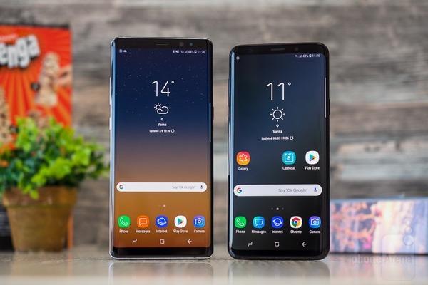 Samsung может объединить линейки Galaxy S и Galaxy Note в одно семейство