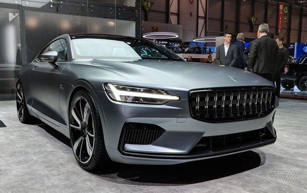 Электрическая «дочка» Volvo выпустила свой первый автомобиль