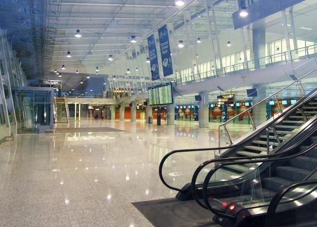 МТС запустила 3G в аэропорту «Львов»