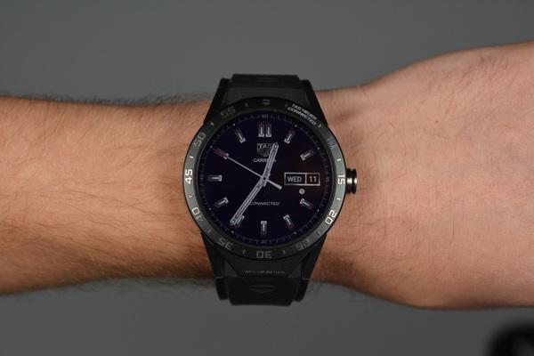TAG Heuer готовит первые модульные смарт-часы на Android Wear