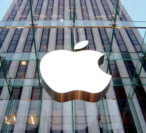Apple заняла 3-е место в рейтинге крупнейших корпораций США
