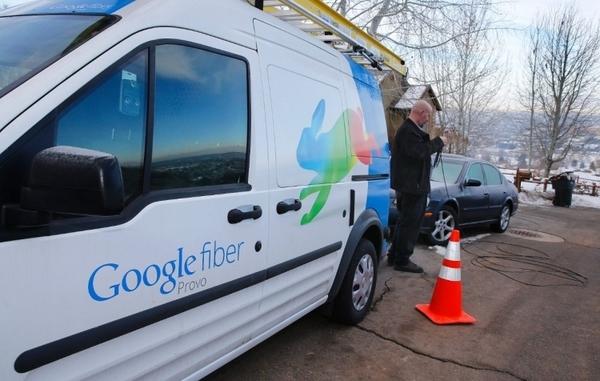 Alphabet приостановил развитие интернета Google Fiber