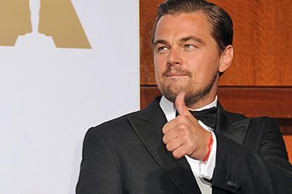 Вручение Оскара Ди Каприо установило рекорд в Twitter