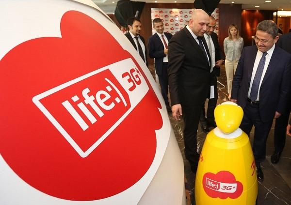 life:) обеспечил 3G-покрытие еще в 18 населенных пунктах