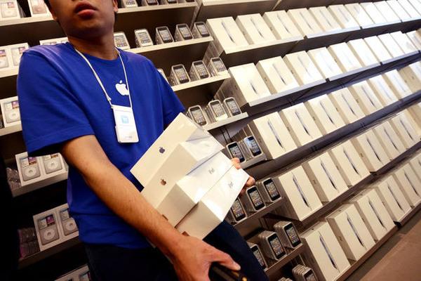 92% мировой прибыли от продажи смартфонов досталось Apple