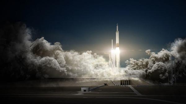 SpaceX вновь перенесла запуск спутников для раздачи интернета