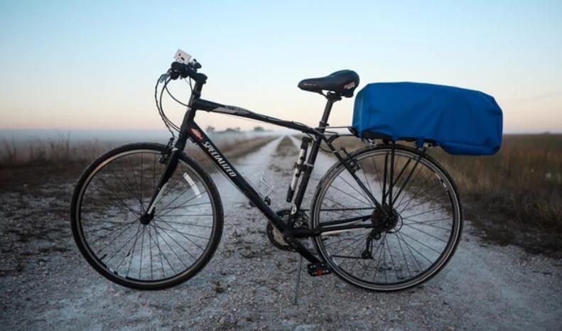 89 - Разработан умный парус для велосипедов
