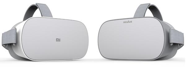Xiaomi совместно с Oculus выпустят недорогой VR-шлем