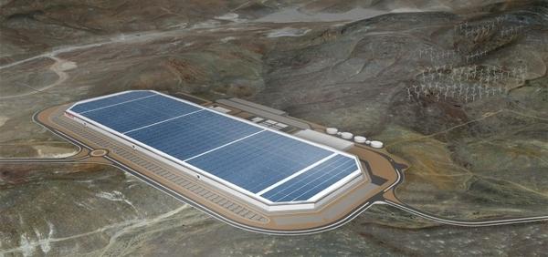 Tesla построит в США еще две или три «гигафабрики»