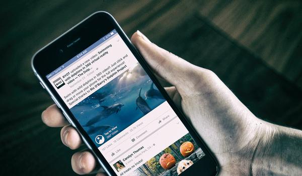 Facebook позволит авторам получать выгоду даже от украденных видеороликов