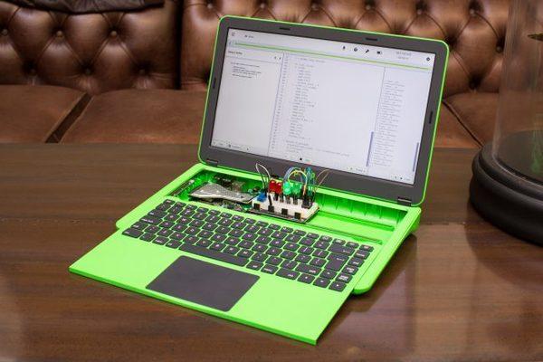 Стартап Raspberry выпустил новый модульный ноутбук Pi-Top