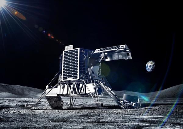 Японский стартап привлёк $90 млн на размещение рекламы на Луне