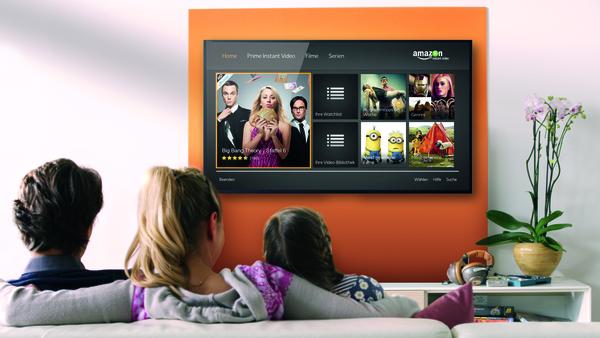 Видеосервис Amazon Prime Video стал доступен в Украине