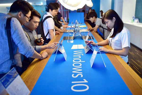 Microsoft создает для Китая специальную версию Windows 10