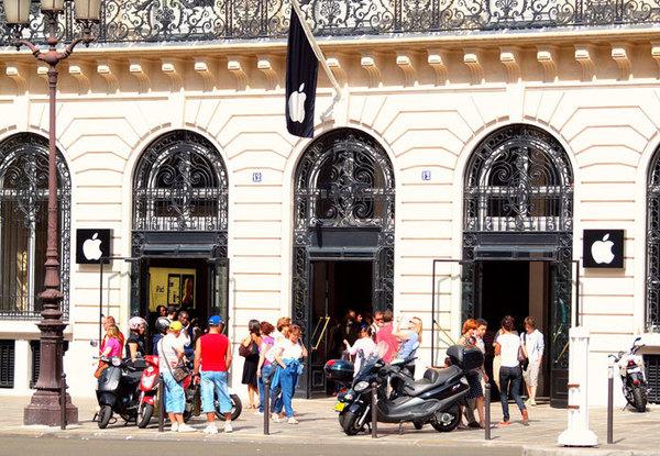 Франция требует от Apple €12 миллионов недоплаченных налогов