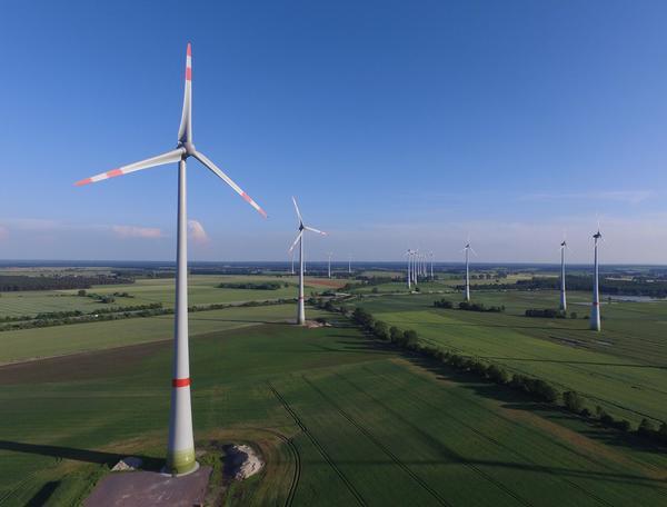 Германия стала рекордсменом по генерации энергии из возобновляемых источников