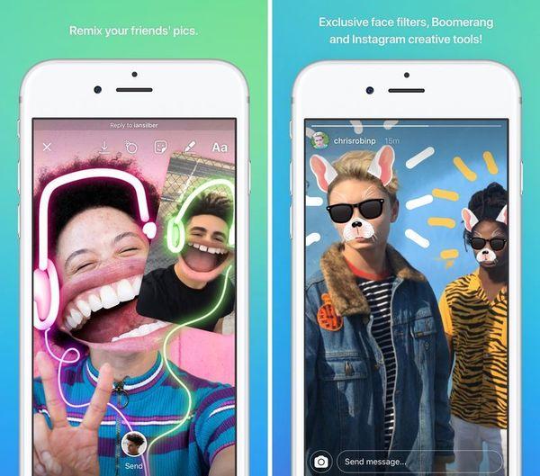 Instagram запустил тестирование отдельного приложения для обмена сообщениями Direct