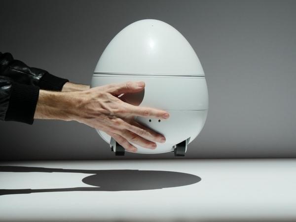 Panasonic представил «умную» колонку-робота