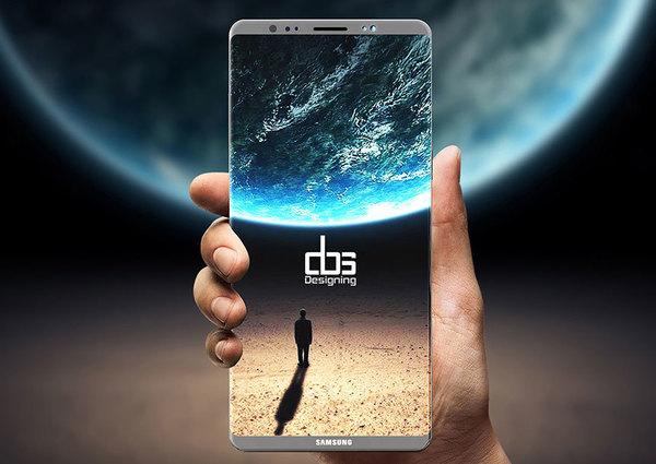 Samsung Galaxy Note 8 получит 8 ГБ оперативной памяти, а Galaxy Note 9 – 12 ГБ