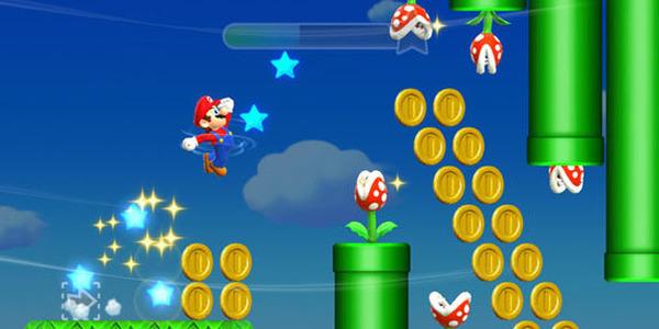 Super Mario Run за 4 дня загрузило более 40 миллионов человек