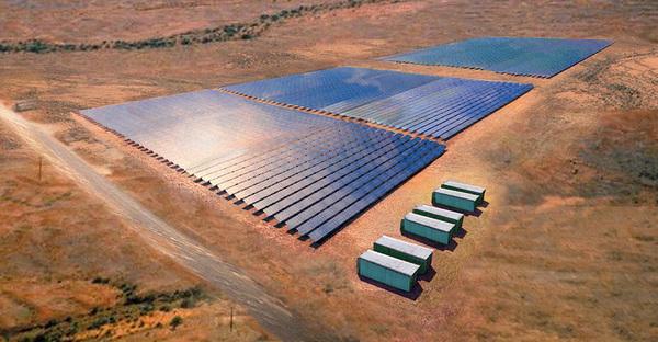 В Австралии построят гигантскую солнечную электростанцию с хранилищем