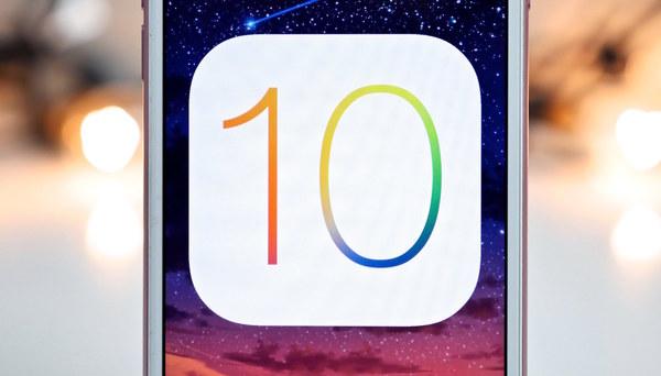 iOS 10 распространилась на 76% совместимых устройств