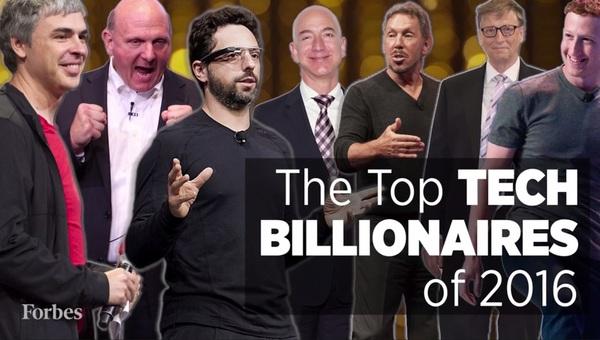Цукерберг вошел в тройку богатейших людей IT-сферы