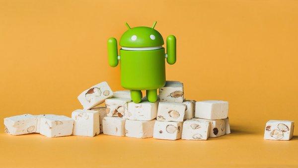 Доля Android Nougat за месяц выросла более чем на 30%