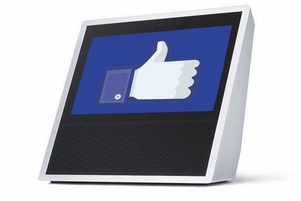 Facebook представит свою смарт-колонку уже этим летом