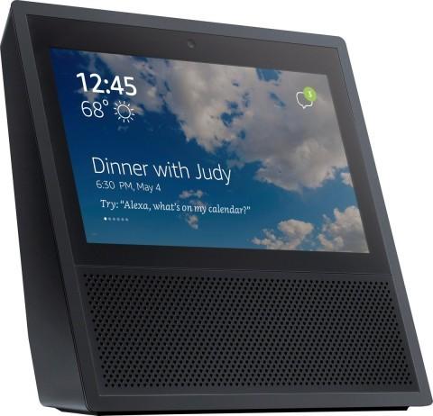 Следующее поколение смарт-колонок от Amazon будет с экраном