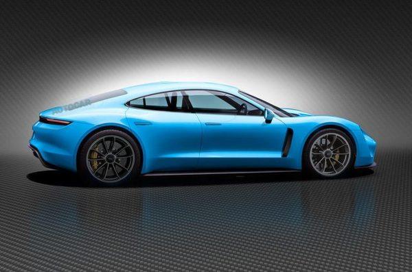 Электрокар Porsche Mission E полностью готов к серийному производству