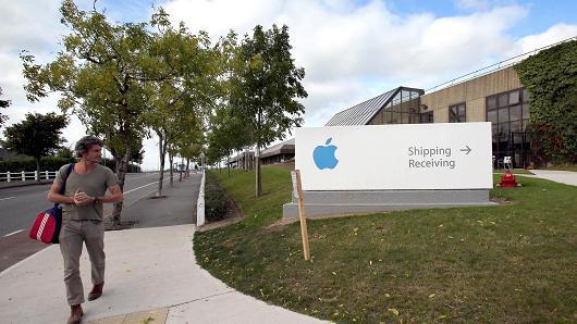 Apple не отдала Ирландии €13 миллиардов недоплаченных налогов в установленный срок